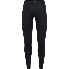 Icebreaker 200 Oasis Leggings Dames, black